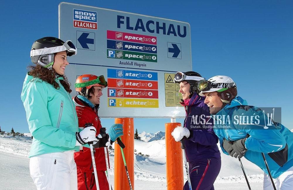 Flachau-Wagrain-Alpendorf