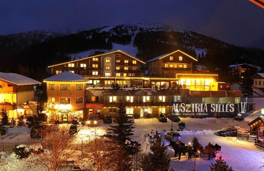 Pályaszállás akció: Hotel Katschberghof