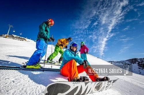 Tauplitz: közeli magas síterep extrákkal