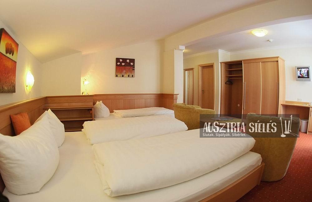 Hotel Austria Saalbach